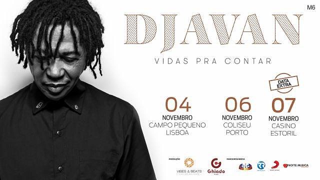 DJAVAN - VIDAS PRA CONTAR