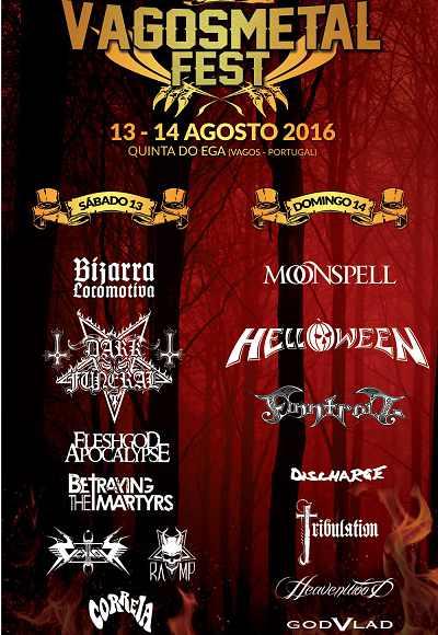 Vagos Metal Fest 2016
