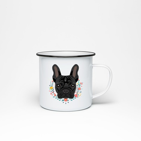 Frenchie Black | Cool Mug