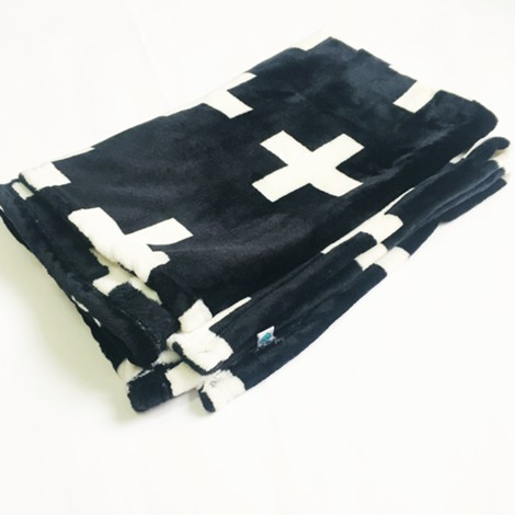 Cross // Dog Blanket