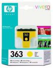 Tinteiro HP 363 yellow