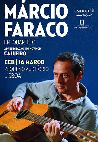 Márcio Faraco Apresenta Cajueiro