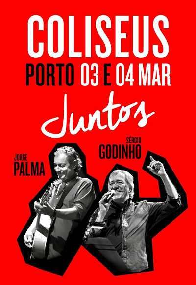 Jorge Palma & Sérgio Godinho - Juntos