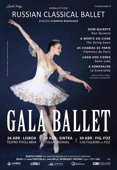Gala Ballet - Russian Classical Ballet 2016