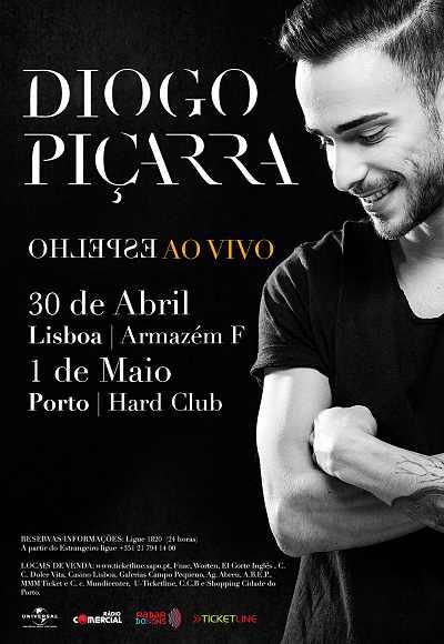 Diogo Piçarra - Espelho
