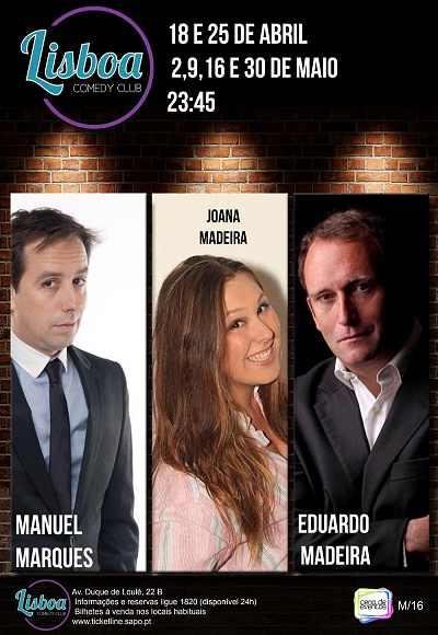 Manuel Marques E Eduardo Madeira – Show