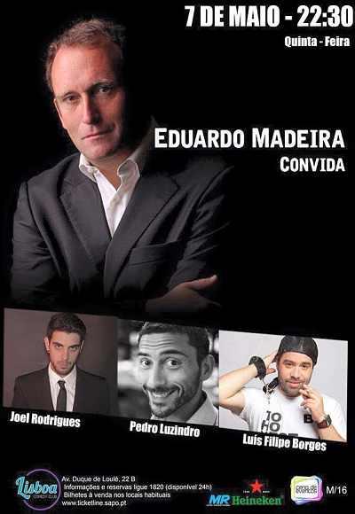 Eduardo Madeira Convida