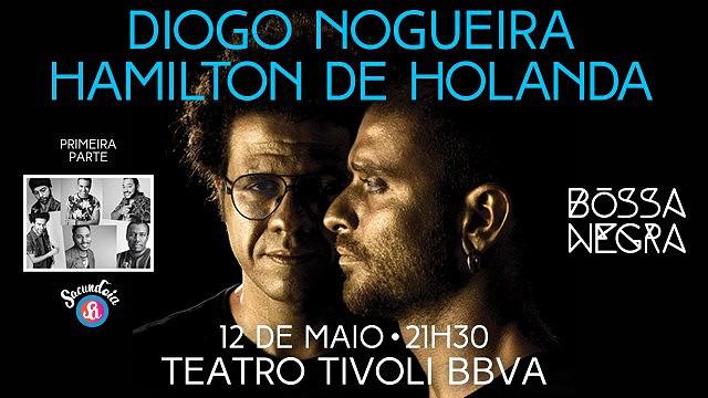 DIOGO NOGUEIRA E HAMILTON DE HOLANDA - BOSSA NEGRA