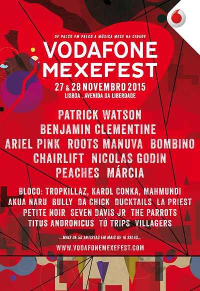 Vodafone Mexefest 2015