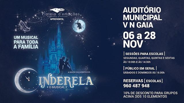 CINDERELA - O MUSICAL