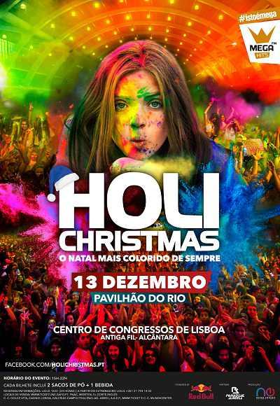 Holi Christmas