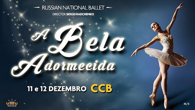 A BELA ADORMECIDA   RUSSIAN NATIONAL BALLET