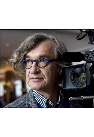 À Luz Do Dia Até Os Sons Brilham - Wim Wenders...