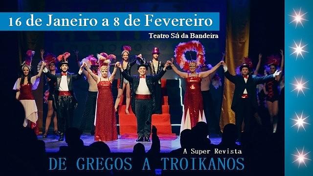 DE GREGOS A TROIKANOS