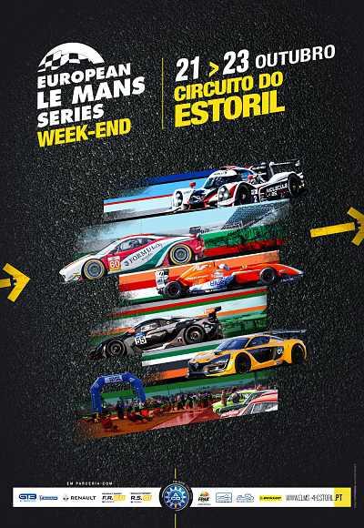 European Le Mans Series - 4 Horas Do Estoril
