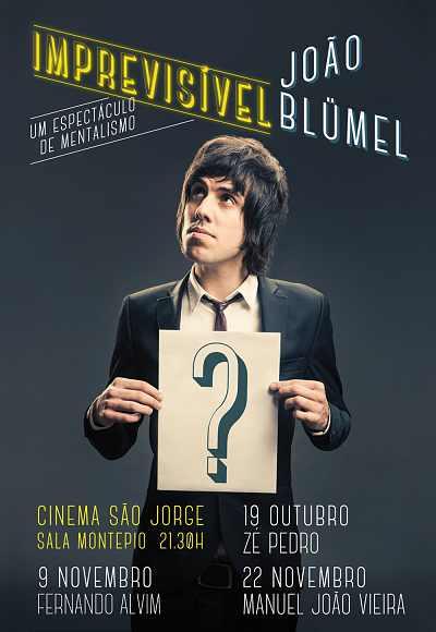 João Blumel Imprevisível