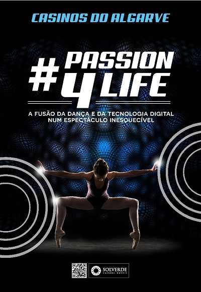 #passion4life + Jantar   Hotel Algarve Casino