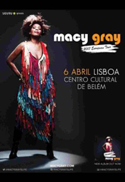 Macy Gray   2017 European Tour