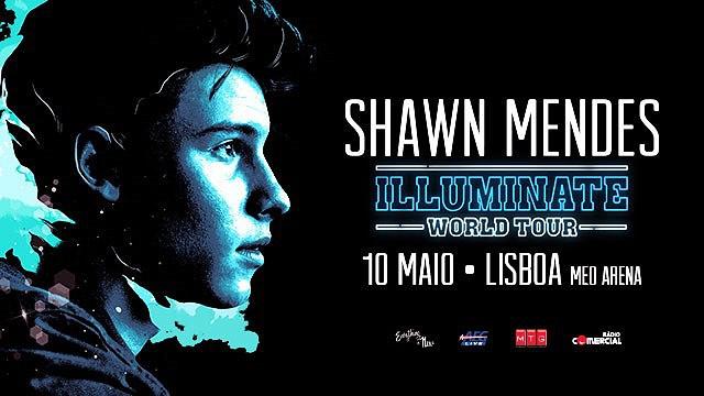 SHAWN MENDES-ILLUMINATE WORLD TOUR