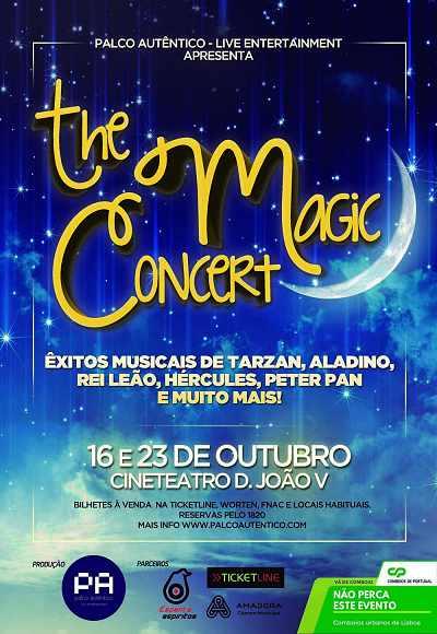 The Magic Concert
