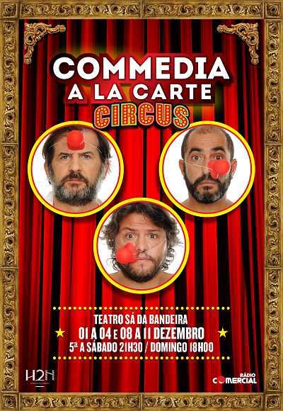 Commedia A La Carte   Circus