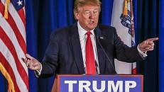 Trump proíbe jornalistas internacionais de cobrirem campanha nos EUA