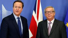 """Primeiro-ministro britânico reforça exigências sobre imigração interna na UE para evitar """"Brexit"""""""