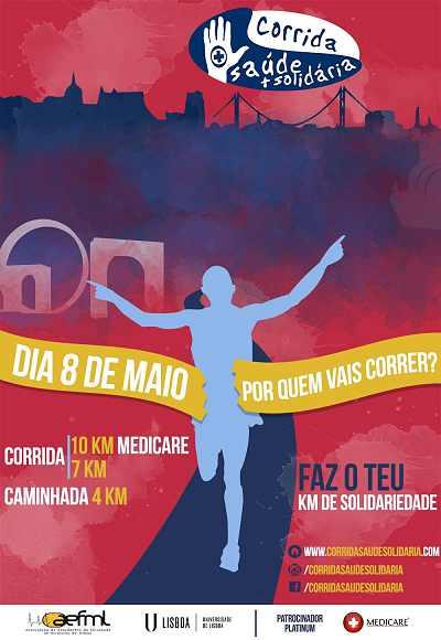 Corrida Saúde + Solidária