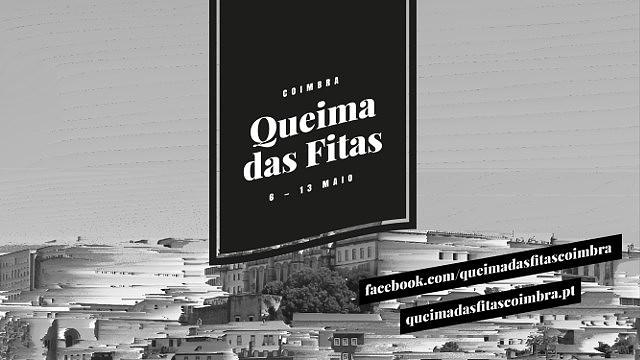 QUEIMA DAS FITAS 2016  BILHETE PONTUAL