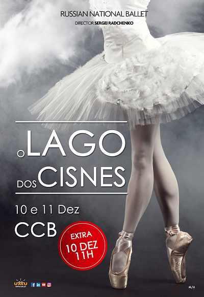 O Lago Dos Cisnes - Russian National Ballet