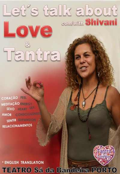 Let's Talk About Love & Tantra - Shivani