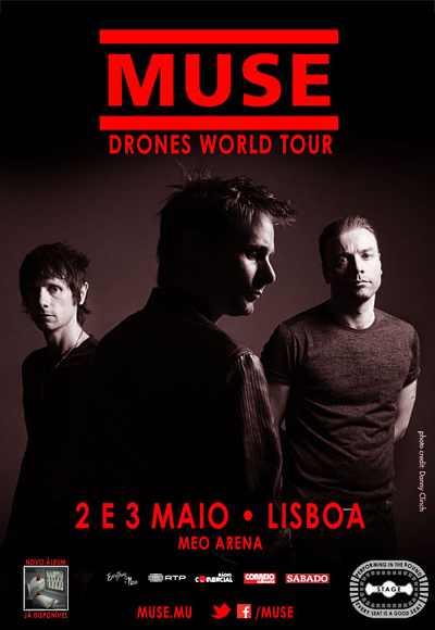 Muse - Drones World Tour
