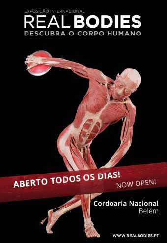 Real Bodies - Descubra O Corpo Humano