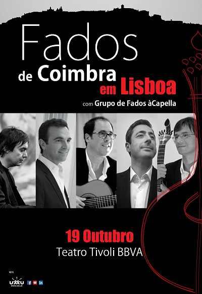 Fados De Coimbra Em Lisboa