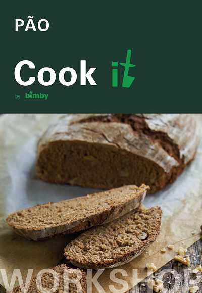 Cook It By Bimby - Workshop Pão