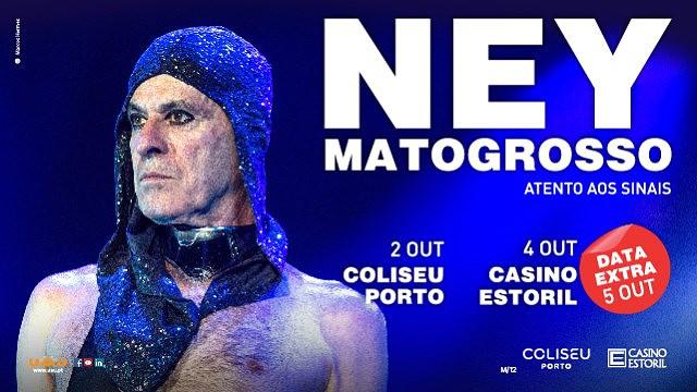 NEY MATOGROSSO - ATENTO AOS SINAIS