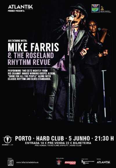 An Evening With Mike Farris