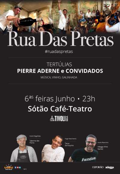 Rua Das Pretas  - Pierre Aderne E Convidados