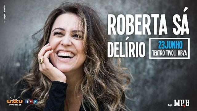 ROBERTA SÁ - DELÍRIO