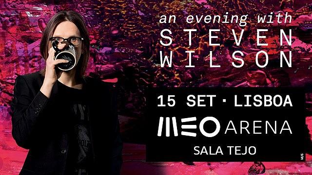 STEVEN WILSON | AN EVENING WITH