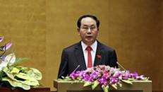 Tran Dai Quang eleito Presidente do Vietname