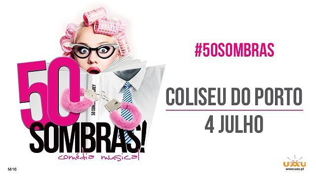 50 SOMBRAS I COMÉDIA MUSICAL