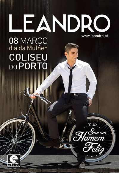 Leandro I Sou Um Homem Feliz