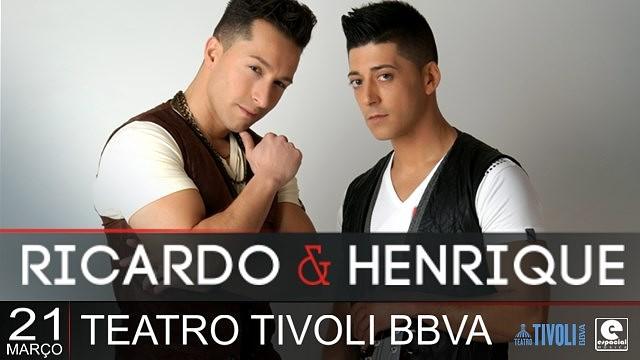 RICARDO & HENRIQUE - 15 ANOS