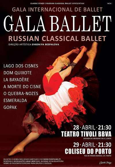 Gala Ballet - Russian Classical Ballet