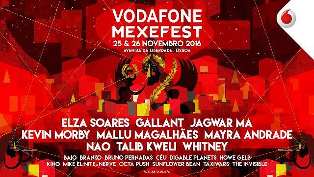 VODAFONE MEXEFEST 2016