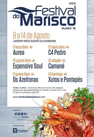 Festival Do Marisco - Olhão 2016