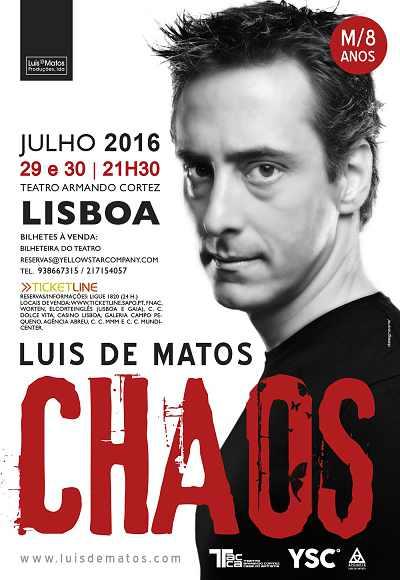 Luis De Matos - Chaos