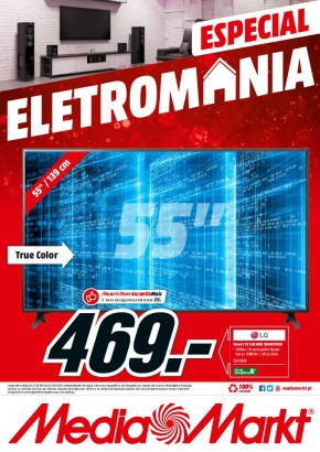 Especial Eletromania - Folheto Media Markt de 17 out 2019 a 23 out 2019