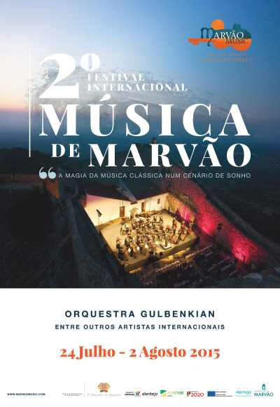 2º Festival Int. Música De Marvão  I Dia 25